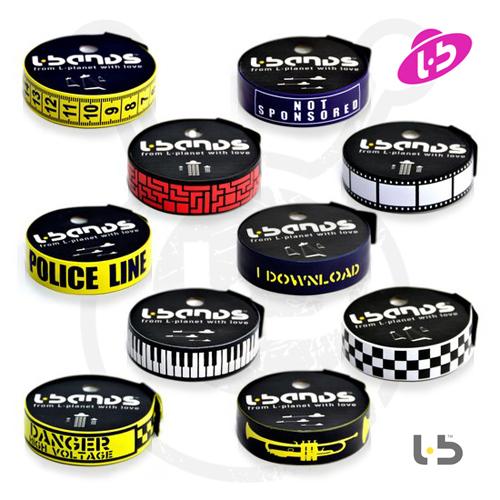 Pulseras L-Bands