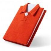 Polo Shirt Notebook
