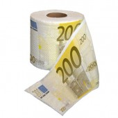200 Euro Toilet Roll 