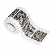 Maze Toilet Roll