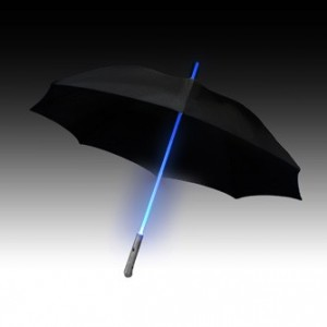 Paraguas Láser