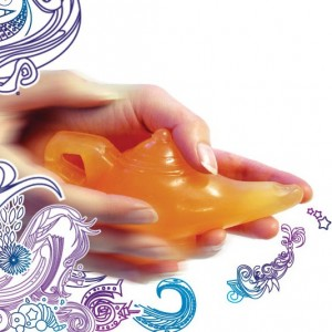 Magic Lamp shaped Soap
