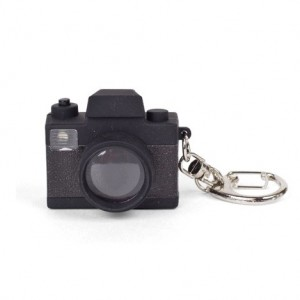 Led Keyring Camera with Sound