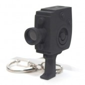 Led Keyring Movie Camera
