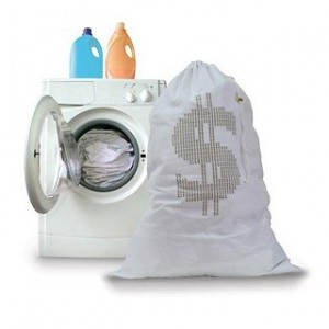 Money Laundry Bag
