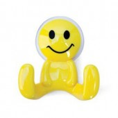Smiley Man Suction Hooks