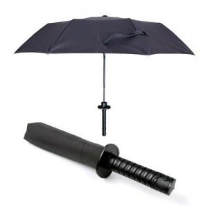 Mini-Paraguas Katana de Samurái