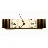 Sliced Grandfather Clock