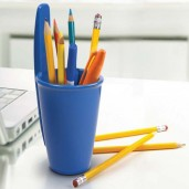 Uncapped Pen &amp; Pencil Holder