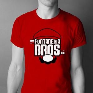 Camiseta Fontanería Bros