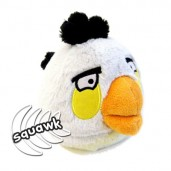 Angry Birds White Plush with Sounds