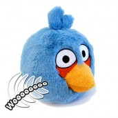 Angry Birds Blue Plush with Sounds