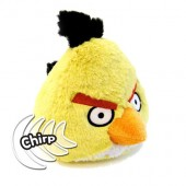 Angry Birds Yellow Plush with Sounds