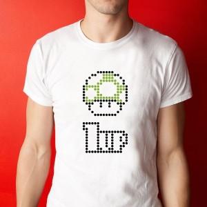 Camiseta Seta 1UP