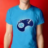 Camiseta Mando Sega MegaDrive