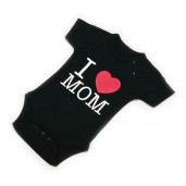 "Body Baby ""I Love Mom"""