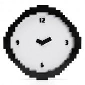 """Reloj Pixelado """"Pixel Time"""""""