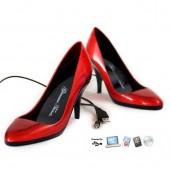 Altavoces Zapatos de Tacón