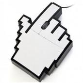 Ratón mano Pixel