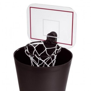 Buy Trash Can Basketball Hoop With Sound Universoriginal