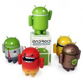 "Figura Android ""Mini Series 01"""