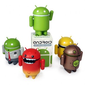 "Figure Android ""Mini Series 01"""