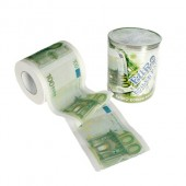 100 Euro Toilet Roll 