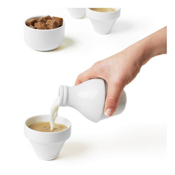 Comprar juego de tazas de caf y t withmilk for Juego de tazas de te