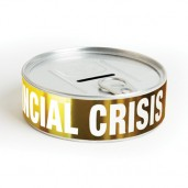 "Hucha Kit de Supervivencia ""Financial Crisis Survial Kit"""