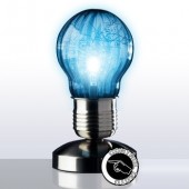 Bulb Touch Lamp