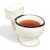 Ceramic Toilet Mug
