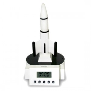 Rocket Launcher Alarm Clock