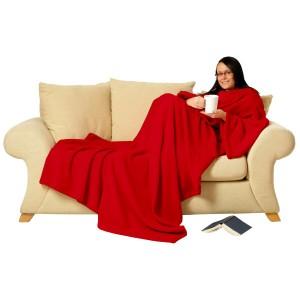 """Sleeve Blanket """"Big Kangoo Snug Snug"""""""