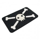 Jolly Roger Pirate Doormat