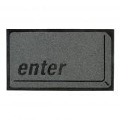 """Enter"" Key Doormat"
