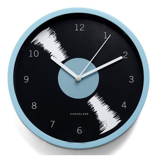 Comprar reloj de pared disco vinilo universoriginal - Reloj vinilo pared ...