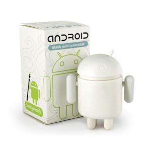 """Figura Android """"Mini Series 01"""" Personalizable"""