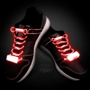Cordones con Luz LED para Running