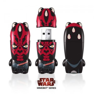 USB Flash Drives Star Wars Darth Maul (4Gb)