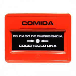 "Caja metálica de Emergencia ""Take a Break"""