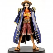 Figura Monkey D. Luffy DX GrandLine Men Vol.4 - One Piece