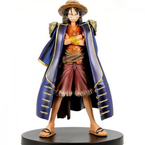 Figura D. Luffy DX GrandLine Men Vol.4 - One Piece