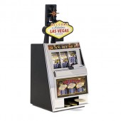 """Las Vengas"" Slot Machine Money Box"