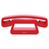 ePure Dect cordless Phone - Swissvoice (Red)