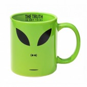 "Mug Alien ""The Truth is out there"""