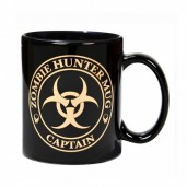 Taza Zombie Hunter