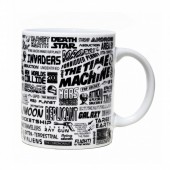 Science Fiction Films Mug