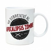 Zombie Apocalypse Mug