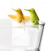 Hummingbird's Cup Tag