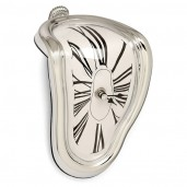 Melting Clock in Dali Style
